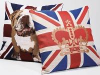 Vankúš Very British, rôzne