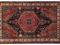 Vlnený koberec Persisk Hamadan,