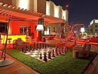 Šachovnica na streche s