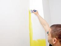Miestnosť začneme maľovať od