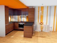 Riešenie #2 Kuchyňa má