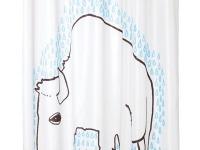 Sprchový záves so vzorom