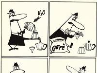 Pravý kávovar Moka Express