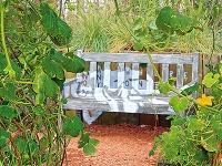 Aj v záhrade vytvorenej