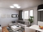 Malý byt s obrovským