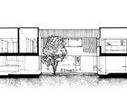 Ekologický dom s rustikálnou