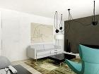 Dizajnové svietidlo vobývacej izbe