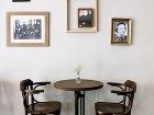 Kaviarenské sedenie pozostávajúce zmenšieho