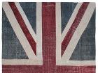 Koberec so vzorom britskej