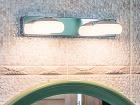 Nástenné LED svietidlo Silk,