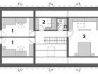 Podkrovie 1 detská izba
