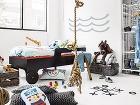 Detská izba v námorníckom