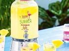 Nádoba na limonádu s