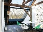 Vonkajší priestor – terasa