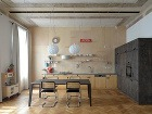 Premena historického bytu v