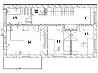 Poschodie 11 chodba 12