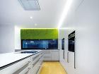 Odsávanie integrované do stropného