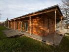 Moderný spôsob vidieckeho bývania: