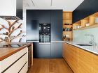 Komfortne aprakticky vybavená kuchyňa