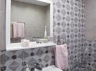 Dekoratívny obklad síce kúpeľňu