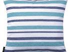 Modrá obliečka na vankúšik