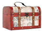 Retro kufrík Cestovateľ, 33,40