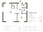 poschodový rodinný dom Mirnor