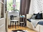Vdetských izbách je nábytku