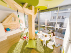 Detská izba využíva priestor