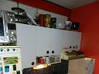 Stará malá kuchynka v