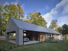 Jednopodlažný bezbariérový dom zasadený
