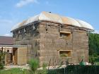 Ekologický dom zo slamy