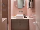 Kúpeľňa majiteľky, do ktorej