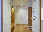Elegantná rekonštrukcia trojizbového bytu