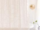 sprchový záves s plastickou