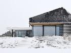 dom v zime