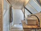 kúpeľňa v chate