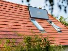 Solárna ventilácia udržiava vchalupe