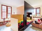Poschodová posteľ vytvorí ideálnu