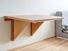 Sklopný stôl a nábytok