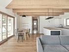 Obytný priestor s kuchyňou