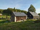 stodola a dom
