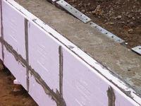 Zateplenie základu perimetrickým polystyrénom