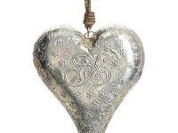 srdce, výška 13 cm,