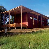 Základnou charakteristikou strechy nízkoenergetického