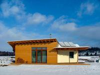 Ideálna strecha pre nízkoenergetický