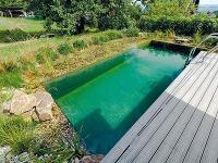Aby takýto prírodný bazén