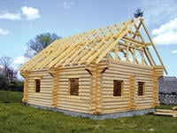 Montované domy na báze