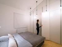 Vstavané skrine vrodičovskej spálni