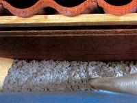 Izolácia z dreva a